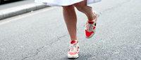 De olho nos pisantes: tênis estão em alta
