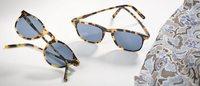 Doriani Cashmere presenta la sua prima collezione di occhiali da sole