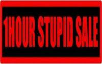 Shoppen wie blöde: 1 Hour Stupid Sale bei Diesel
