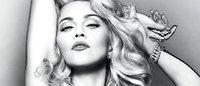 Madonna, como Lady Gaga, se desnuda para promocionar su nuevo perfume