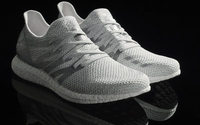 Adidas presents first model manufactured at Speedfactory