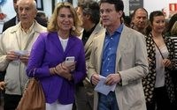 L'ex-vice-présidente de Pronovias Susana Gallardo épouse Manuel Valls