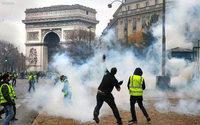 Gilets jaunes : le mouvement a affecté le tourisme à Paris