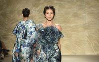 Maria Elena Villamil cierra con broche de oro la semana de la moda de Colombia