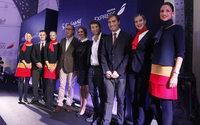 Iberia Express se veste pela 1ª vez de uma assinatura, da espanhola El Ganso