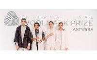 Il 'Woolmark Prize' ha designato i suoi finalisti europei