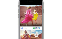 Mango teams up with Shazam to launch an in store music app