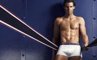 Rafael Nadal lässt die Hüllen fallen