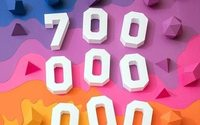 Instagram reaches 700 million users