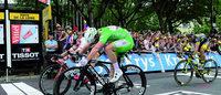 Le Coq Sportif vainqueur des sponsors du Tour de France