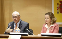 La OCDE advierte del enfriamiento de la economía española