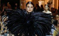 Alexandre Vauthier, fiel à sua estética glamourosa e sensual
