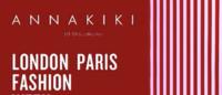 中国设计师品牌ANNAKIKI伦敦/巴黎时装周SHOWROOM落幕