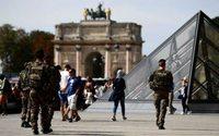El Carrusel del Louvre, escenario de una tentativa de atentado