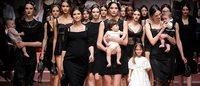"""La """"mamma"""" de los años 60 inspira a Dolce & Gabbana"""