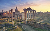 Fendi to stage Dawn of Romanity runway show inside ancient Roman Forum