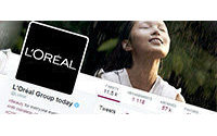 Réseaux sociaux : L'Oréal, Nivea, Dove et Chanel, marques préférées