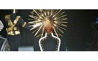 Филип Трейси вернулся на подиум Недели моды в Лондоне