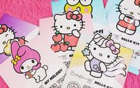 Hello Kitty branches into skincare