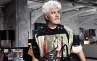 Pedro Almodóvar takes a turn in front of the camera for the latest Prada campaign