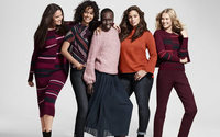 Lindex's new autumn campaign stars plus-size models