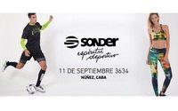 La moda deportiva de Sonder llega a Buenos Aires y suma su décimo segunda tienda en Argentina