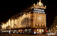 """Galeries Lafayette reports """"encouraging"""" start for Paris Christmas sales"""