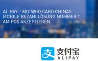 Wirecard gewinnt das KaDeWe, den Oberpollinger und das Alsterhaus als Kunden für Alipay-Zahlungen