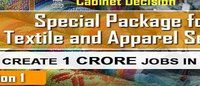 Cabinet approves package for textile and apparel sector