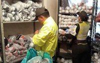 El Gobierno colombiano incauta contrabando de moda valuado en más de 13 millones de dólares
