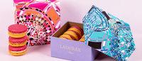 ラデュレがエミリオ・プッチとコラボ 本物のシルクで覆った限定ボックス発売