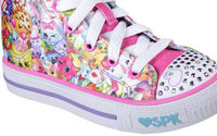 Skechers partners with Shopkins for back-to-school launch
