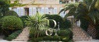 La maison Dior fête les cinq ans de sa boutique tropézienne