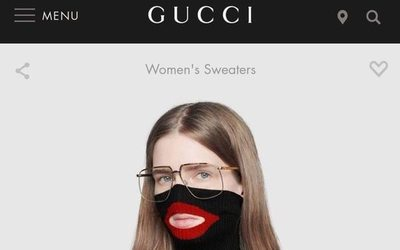 9f59fa49643630 Rassismus-Vorwürfe gegen Gucci – Luxusmarke entschuldigt sich - News :  Medien (#1065900)