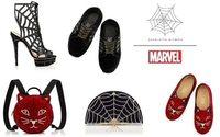 Шарлотт Олимпия вдохновилась «Человеком-пауком»