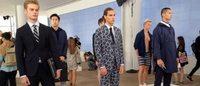 Nova York está preparando uma semana de moda masculina?