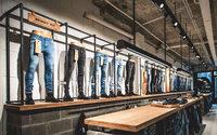 Jack & Jones déploie son nouveau concept store jeans à Amsterdam