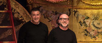 Dolce & Gabbana stand against 'see now, buy now' and mixed shows