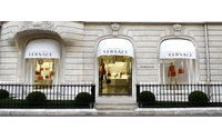 Versace reopens Paris flagship
