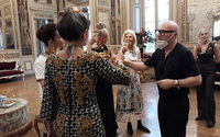 Dolce & Gabbana unveils haute couture collection online for first time
