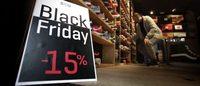 Il Black Friday dà il via alla stagione degli acquisti natalizi