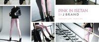 Jブランド「ピンク」がテーマのポップアップストアが伊勢丹新宿店に