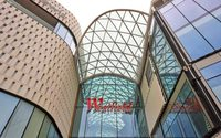 Two Westfields and Bluewater are top UK malls