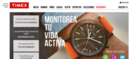 La estadounidense Timex lanza su tienda online en México