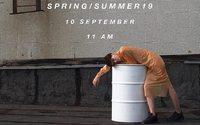 Российский Subterranei презентовал коллекцию на Неделе моды в Нью-Йорке