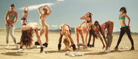 Penélope Cruz lança vídeo para linha de lingerie da Agent Provocateur