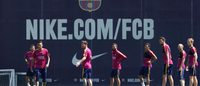 Barcelona agree kit deal extension with Nike