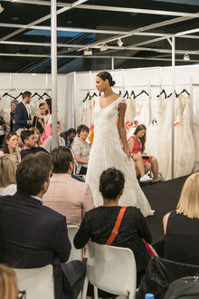Barcelona Bridal Fashion Week - Trade Fair 2017
