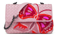 Bei Harrods flattern Bottega Veneta-Schmetterlinge – exklusiv