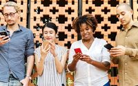 80% of young consumers discover products via mobile while on the go